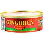 Gingirică în sos de tomate Riga Gold 240g