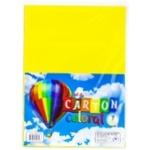 Набор цветного картона 7 цветов