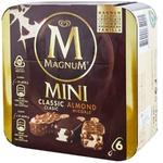Magnum Mini clas/alm/white 6x55ml