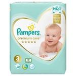 Подгузники Pampers Premium Care 6-10кг Nr.3 80шт