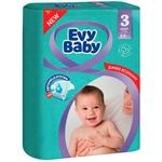 Scutece Evy Baby 5-9kg Nr.3 68buc