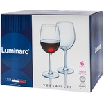 Набор бокалов Luminarc Versailles для шампанского 580мл 6шт