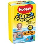 Подгузники для плаванья Huggies Little Swimmers 12-18кг 11шт