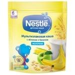 Каша злаковая Nestle яблоко/банан 220г
