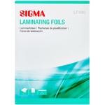 Folii pentru laminare Sigma A4 LF-480 100buc