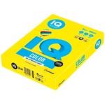 Hârtie colorată IQ 80g galbenă 500 foi