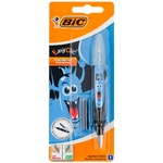 Ручка Bic Easy Click Monster Blue