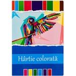 Набор цветной бумаги А4 12листов