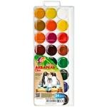 Acuarelă Zoo Luci 24 culori