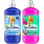 Balsam de rufe Coccolino Promo 2х1,45l
