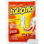 Гранулы Tuboflo для прочистки сливных труб 100г
