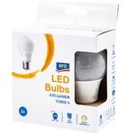 ARO BEC LED 5,5W E27 2700K,2PC