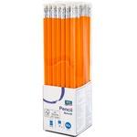 Creioane ARO HB cu radiera set 50buc