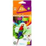 Creioane colorate Rio 12buc
