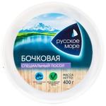 Сельдь Русское Море Бочковая специальный посол  400г