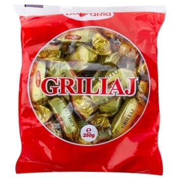 Шоколадные конфеты Bucuria Griliaj 250г - купить, цены на Метро - фото 1