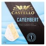 Cascaval Camembert Castello 125g