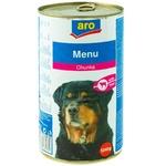 Hrana pentru caini ARO vitel 1,24kg
