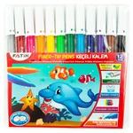 Carioci Fatih 12 culori