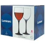 Набор стаканов Luminarc для вина 350мл