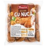 Печенье Franzeluta с орехами 500г