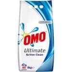 Detergent automat Omo Ultimate Active Clean 8kg
