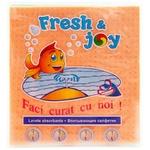 Губчатая тряпка Fresh&Joy 3шт