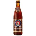 Пиво темное нефильтрованное Paulaner стекло 0,5л
