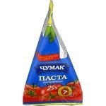 Pasta de tomate Chumak 25% 70g - cumpărați, prețuri pentru Metro - foto 2
