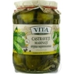 Castraveti marinati Vita 685g