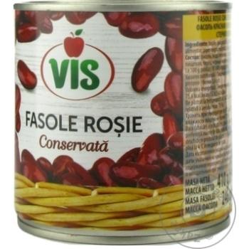 Fasole rosie Vis 410g - cumpărați, prețuri pentru Metro - foto 3