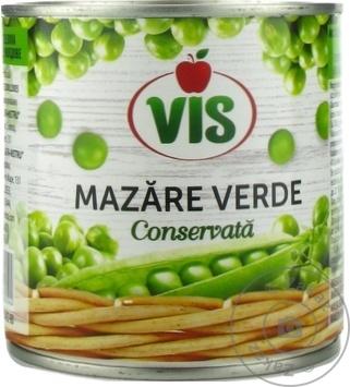 Mazare verde Vis 420g - cumpărați, prețuri pentru Metro - foto 4