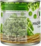 Mazare verde Vis 420g - cumpărați, prețuri pentru Metro - foto 2