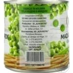 Mazare verde Vis 420g - cumpărați, prețuri pentru Metro - foto 5