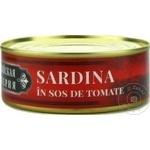 Sardina Latviiskaia Imperia in sos de tomate 240g