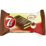 Бисквит 7Days глазированный с какао 30г