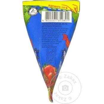 Pasta de tomate Chumak 25% 70g - cumpărați, prețuri pentru Metro - foto 3