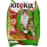 Hrana uscata pentru pisici Kitekat carne 350g
