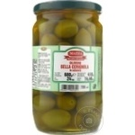 Măsline verzi cu sâmbure Bella Cerignola 720g