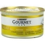 Hrana pentru pisici Gourmet pui 85g - cumpărați, prețuri pentru Metro - foto 4