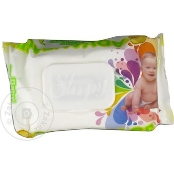 Servetele umede Sleepy Advantage 120buc - cumpărați, prețuri pentru Metro - foto 2