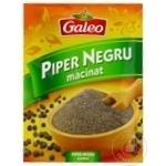 Piper negru măcinat Galeo 17g - cumpărați, prețuri pentru Metro - foto 3