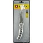 Нож универсальный Торех сталь с зацепом на ремень 185мм