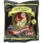 Кофе растворимый Петровская Слобода 3в1 черный шоколад 25x20г