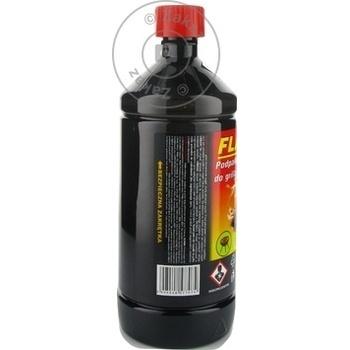 Зажигательная жидкость Flamit 980мл - купить, цены на Метро - фото 2