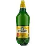 Пиво светлое Bergenbier ПЭТ 2,5л