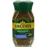 Cafea solubila Jacobs Monarch decofeinizata 95g