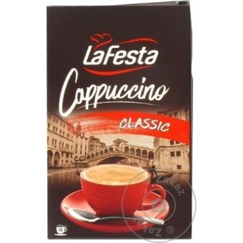 Cappucino La Festa classic 10x12,5g - cumpărați, prețuri pentru Metro - foto 1