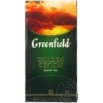 Чай Greenfield черный в пакетиках Цейлон 25x2г