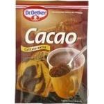Какао черное Dr. Oetker 50г